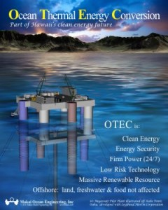 OTEC - Makai Ocean Engineering